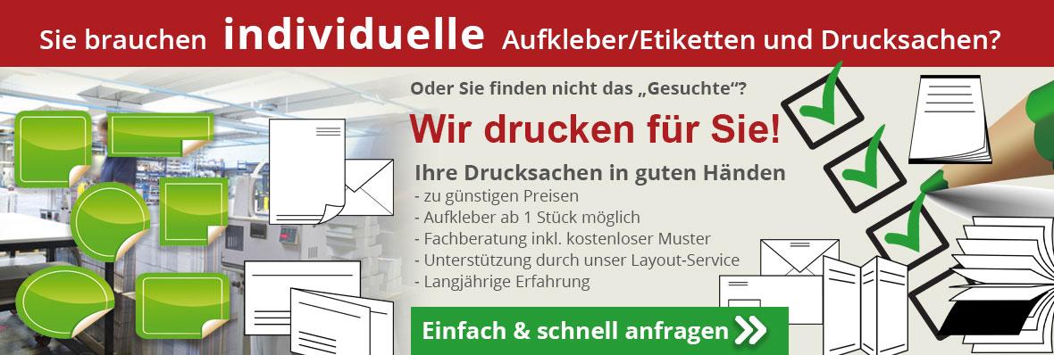 Banner Formularbereich