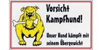Fun-Schilder & Aufkleber