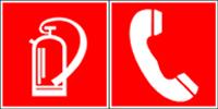 Brandschutzzeichen nach BGV A8, DIN 4844 und ASR A1.3 (2007)