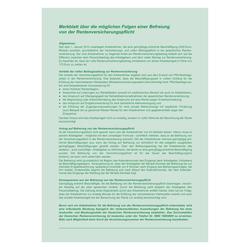 Arbeitsvertrag für geringfügig und Teilzeit-Beschäftigte ...