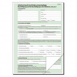 arbeitsvertrag kurzfristige beschäftigung