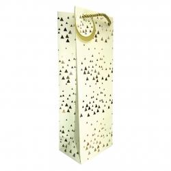 flaschentragetasche weihnachtsmotiv good wishes 12 6. Black Bedroom Furniture Sets. Home Design Ideas