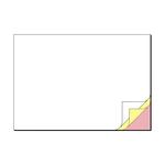 SD-Satz Wiegeschein Lieferschein blanko A5 3-fach farbig, Pack á 800 Satz
