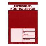 Treibstoff-Kontrollbuch