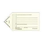 Kollianhänger mit Druck für Postversand