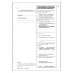 Pfändungsbeschluss PfÜB für Geldforderungen 10-er Pack