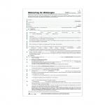 Mietvertrag für Wohnungen 6 Seiten