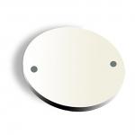 Grundplatte für Stromkreisetiketten
