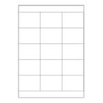 Spezial-Etiketten für Quick Schilderhalter