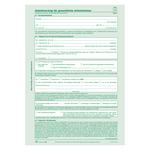 Arbeitsvertrag für gewerbliche Arbeitnehmer selbstdurchschreibend DIN A4