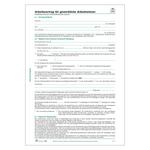 Arbeitsvertrag für gewerbliche Arbeitnehmer DIN A4