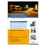 10er Pack Fahreranweisungen LKW- und Ladungsdiebstahl