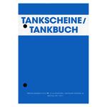 Tankschein-Block DIN A6