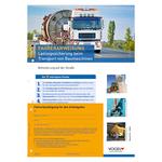 Fahreranweisung Ladungssicherung Baumaschinen