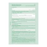 RNK Verlag Befristeter Arbeitsvertrag für kaufmännische/gewerbliche Arbeitnehmer, mit Erläuterungen, SD, Format DIN A4, 2x2 Seiten