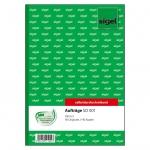 Sigel® Aufträge - A5, 1. und 2. Blatt bedruckt, SD, MP, 2 x 40 Blatt