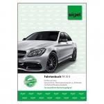 Sigel® Fahrtenbuch, für Pkw und Lkw, mit Klammerheftung, A5, 32 Blatt
