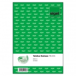 Sigel® Telefon-Notizen - A5, 50 Blatt