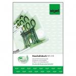 Sigel® Haushaltsbuch, mit Klammerheftung, A5, 40 Blatt