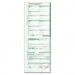 Sigel® Mahnbescheid, für maschinelle Bearbeitung, A4, 2 x 2 Blatt