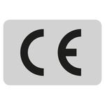 CE-Kennzeichen Aluminium