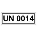 UN-Verpackungskennzeichen UN 0014