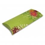 5er Pack Kissenverpackung Geschenkbox grün